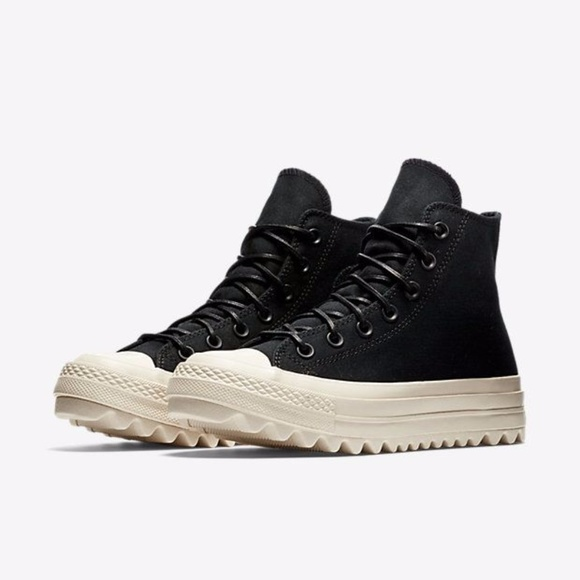 7dc90f4f7aa Converse Shoes - Converse Chuck Taylor All Star Lift Ripple Canvas